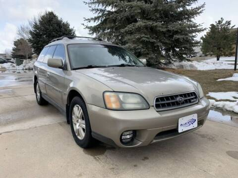 2004 Subaru Outback for sale at Tobias of Blue Star Auto Group in Frederick CO