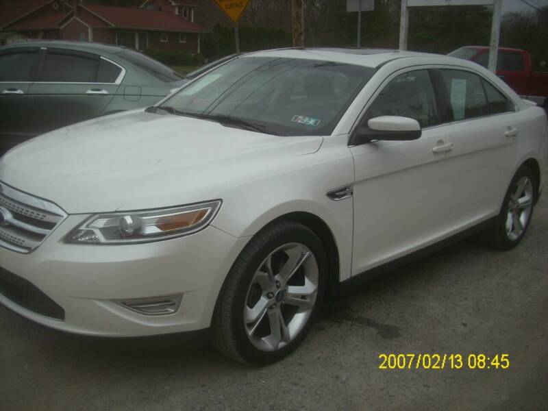 2010 Ford Taurus for sale at Motors 46 in Belvidere NJ