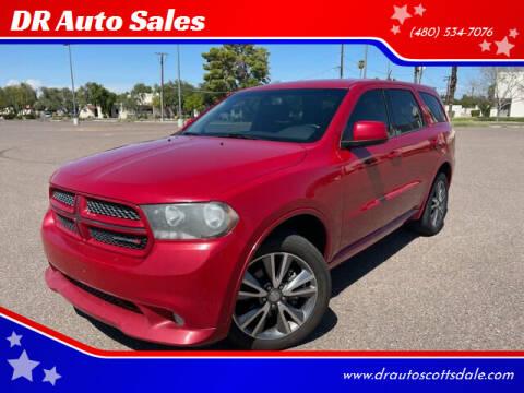 2013 Dodge Durango for sale at DR Auto Sales in Scottsdale AZ