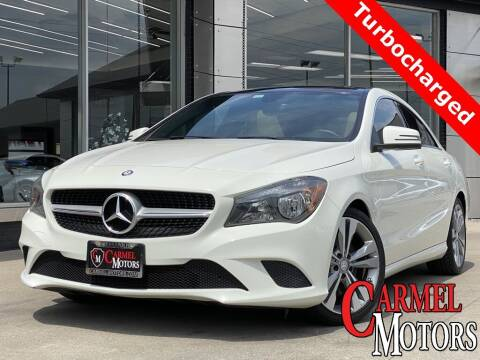 2014 Mercedes-Benz CLA for sale at Carmel Motors in Indianapolis IN