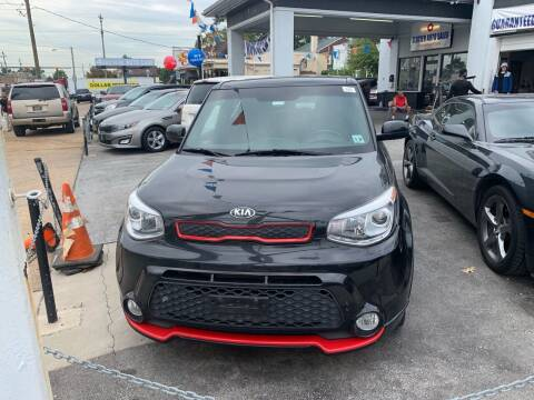 2015 Kia Soul for sale at Glacier Auto Sales in Wilmington DE