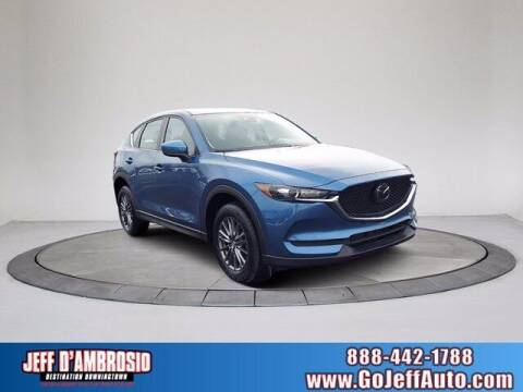 2018 Mazda CX-5 for sale at Jeff D'Ambrosio Auto Group in Downingtown PA