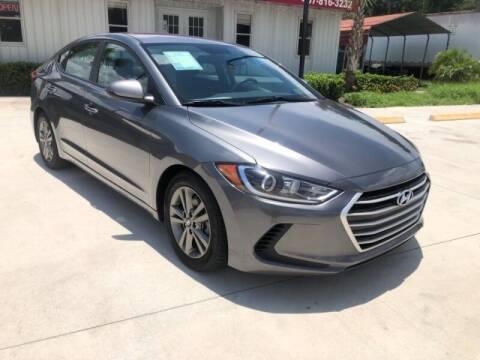 2018 Hyundai Elantra for sale at Empire Automotive Group Inc. in Orlando FL