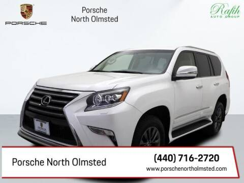 2018 Lexus GX 460 for sale at Porsche North Olmsted in North Olmsted OH