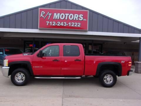 2009 Chevrolet Silverado 2500HD for sale at RT Motors Inc in Atlantic IA