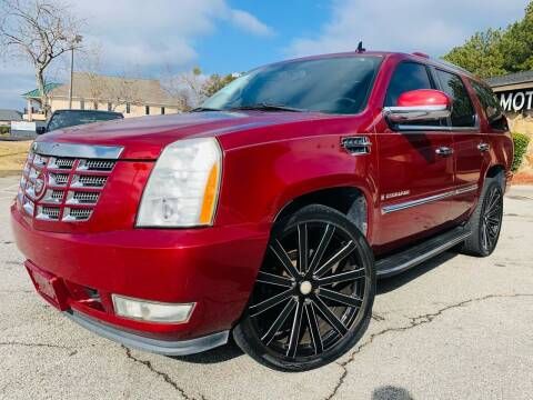 2009 Cadillac Escalade for sale at Classic Luxury Motors in Buford GA