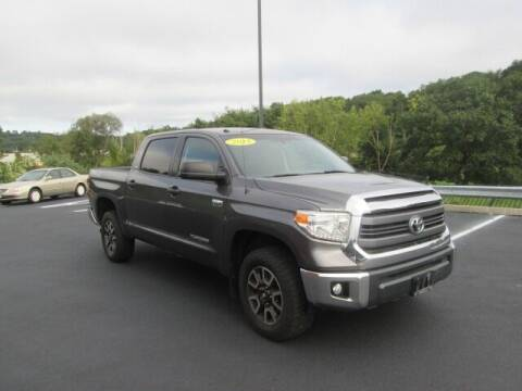 2014 Toyota Tundra for sale at Tri Town Truck Sales LLC in Watertown CT