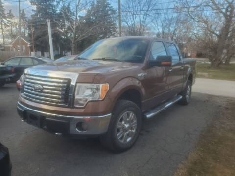 2011 Ford F-150 for sale at J & J Used Cars inc in Wayne MI