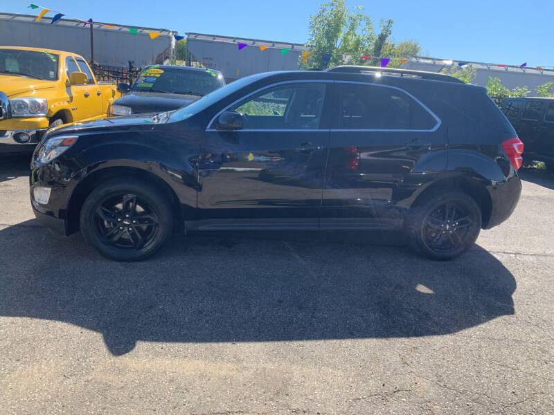 2017 Chevrolet Equinox for sale at Los Arreglados Auto Sales in Worthington MN