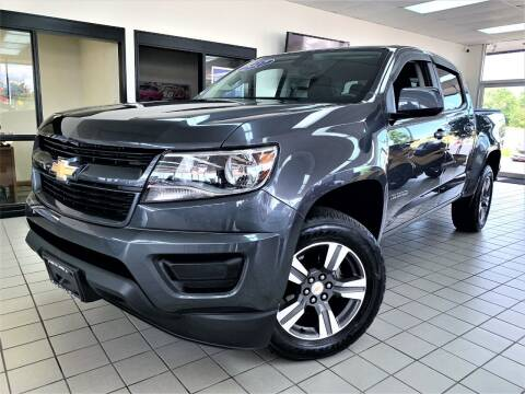 2017 Chevrolet Colorado for sale at SAINT CHARLES MOTORCARS in Saint Charles IL