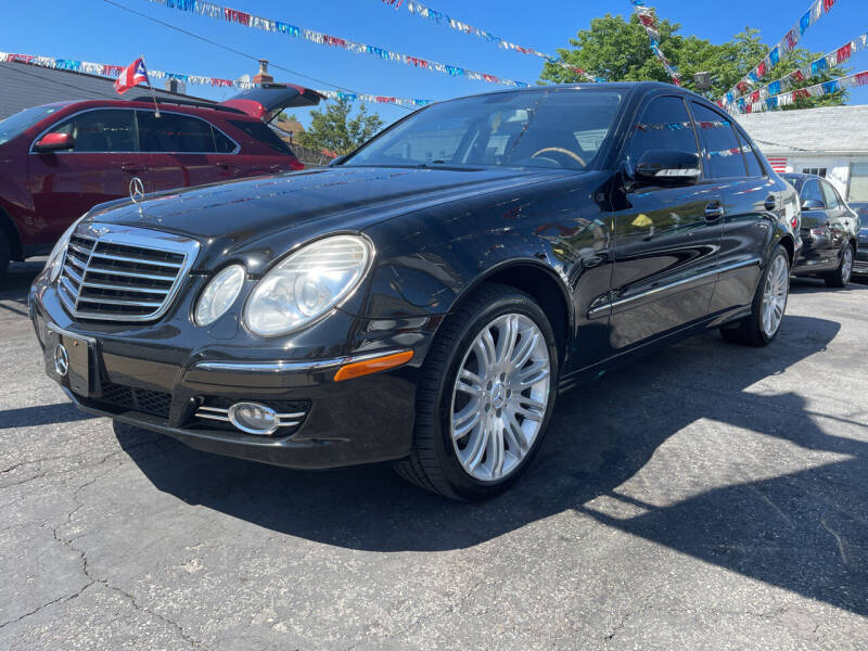 2007 Mercedes-Benz E-Class for sale at Cypress Motors of Ridgewood in Ridgewood NY