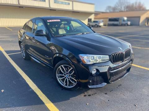 2015 BMW X4 for sale at D3 Auto Sales in Des Arc AR