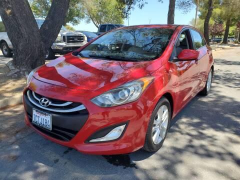 2013 Hyundai Elantra GT for sale at Matador Motors in Sacramento CA