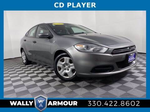 2013 Dodge Dart for sale at Wally Armour Chrysler Dodge Jeep Ram in Alliance OH