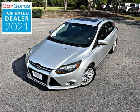 2013 Ford Focus for sale at Brothers Auto Sales of Conway in Conway SC