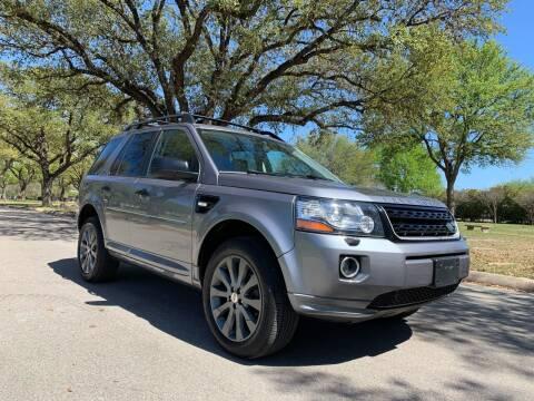 2013 Land Rover LR2 for sale at 210 Auto Center in San Antonio TX
