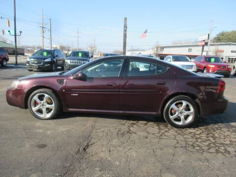 2006 Pontiac Grand Prix for sale at Home Street Auto Sales in Mishawaka IN