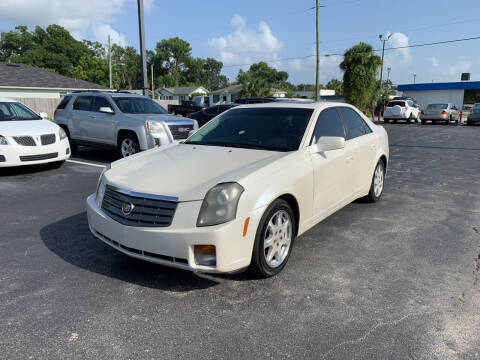 2003 Cadillac CTS for sale at Sam's Motor Group in Jacksonville FL