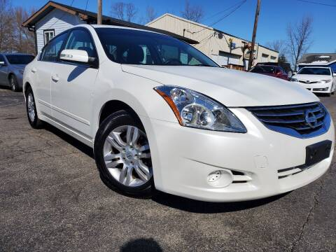 2012 Nissan Altima for sale at Sinclair Auto Inc. in Pendleton IN