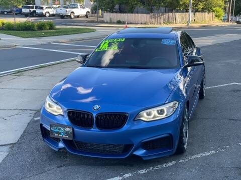 2016 BMW 2 Series for sale at Circle Auto Sales in Revere MA