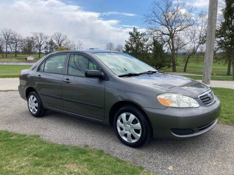 2007 Toyota Corolla for sale at Good Value Cars Inc in Norristown PA