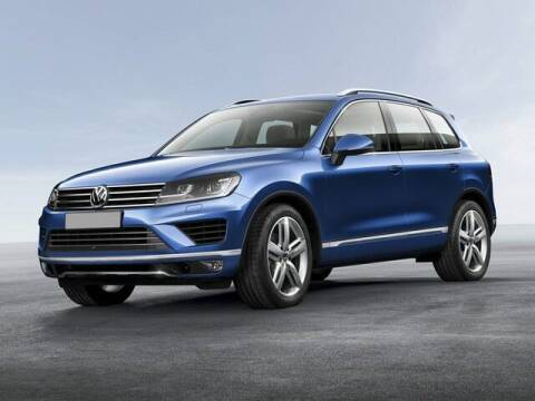 2016 Volkswagen Touareg for sale at BuyFromAndy.com at Hi Lo Auto Sales in Frederick MD