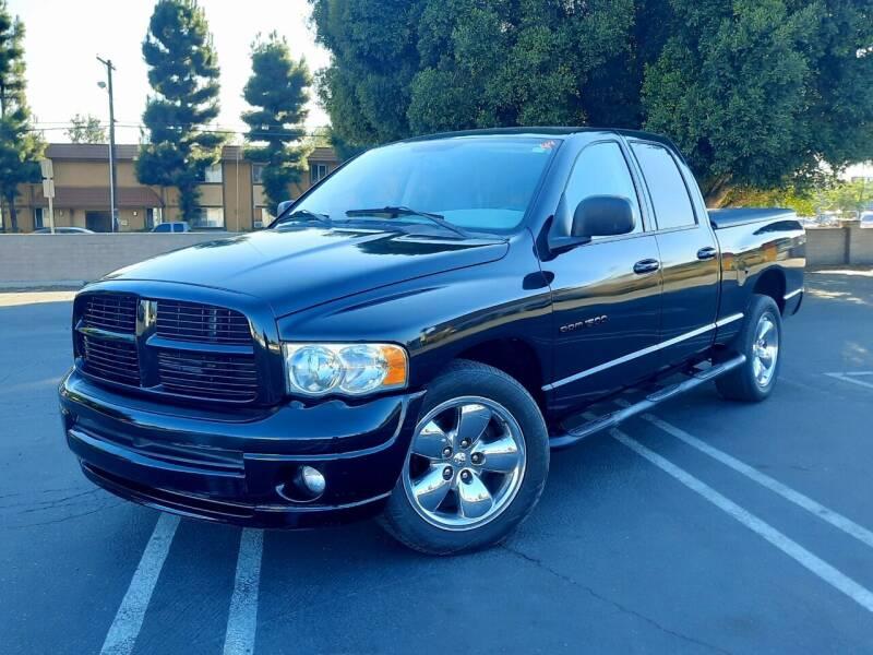2003 Dodge Ram Pickup 1500 for sale at UNITED AUTO MART CA in Arleta CA