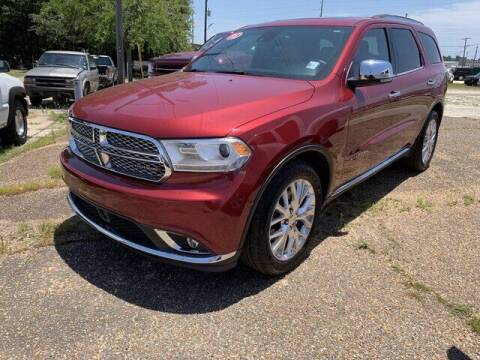 2015 Dodge Durango for sale at CROWN  DODGE CHRYSLER JEEP RAM FIAT in Pascagoula MS