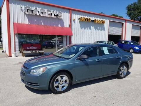 2009 Chevrolet Malibu for sale at Gagel's Auto Sales in Gibsonton FL