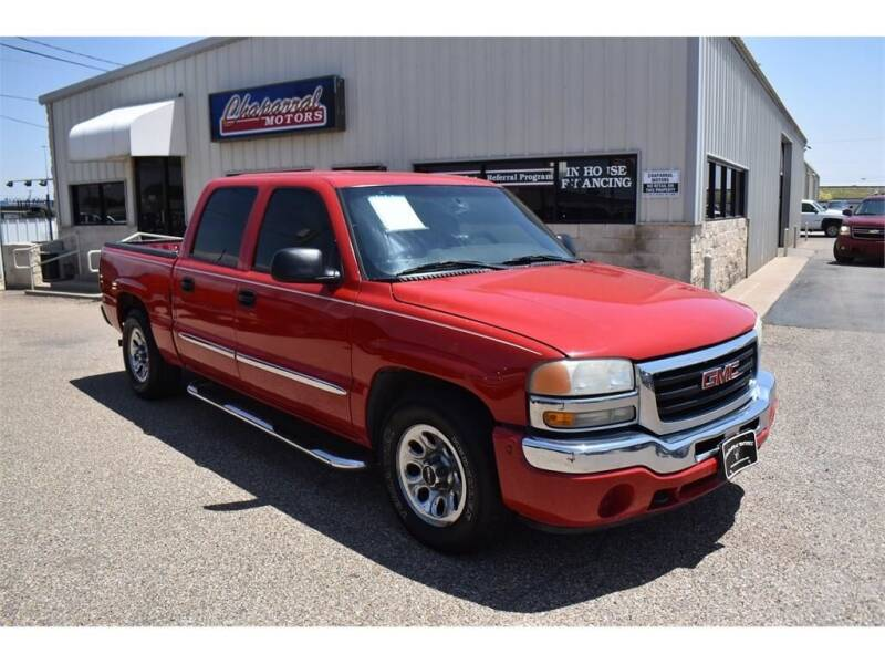 2007 GMC Sierra 1500 Classic for sale at Chaparral Motors in Lubbock TX