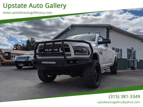 2018 RAM Ram Pickup 2500 for sale at Upstate Auto Gallery in Westmoreland NY