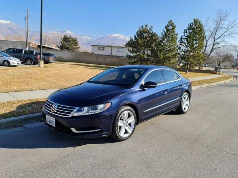 2014 Volkswagen CC for sale at A.I. Monroe Auto Sales in Bountiful UT
