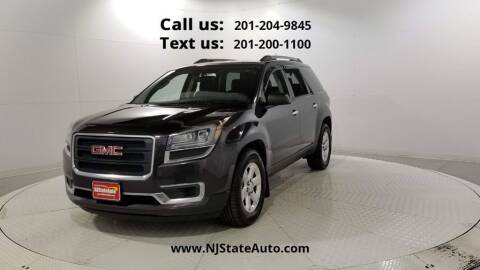2015 GMC Acadia for sale at NJ State Auto Used Cars in Jersey City NJ