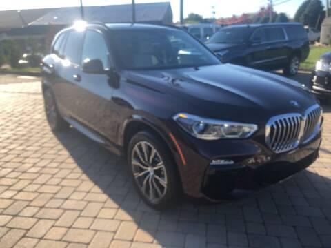 2019 BMW X5 for sale at Shedlock Motor Cars LLC in Warren NJ
