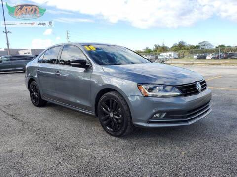 2018 Volkswagen Jetta for sale at GATOR'S IMPORT SUPERSTORE in Melbourne FL