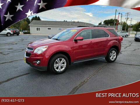 2014 Chevrolet Equinox for sale at Best Price Autos in Two Rivers WI