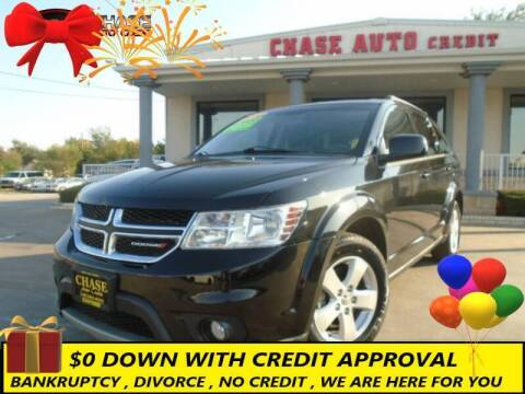2012 Dodge Journey for sale at Chase Auto Credit in Oklahoma City OK