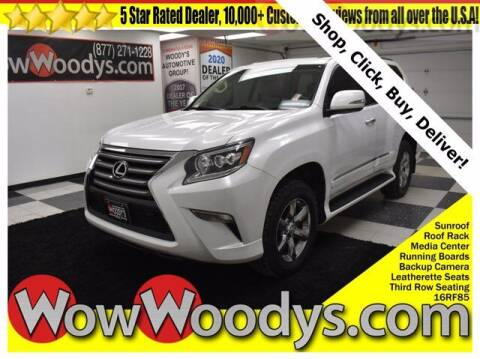2016 Lexus GX 460 for sale at WOODY'S AUTOMOTIVE GROUP in Chillicothe MO