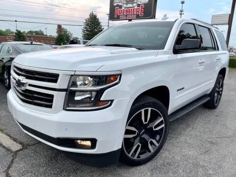 2019 Chevrolet Tahoe for sale at Featherston Motors in Lexington KY