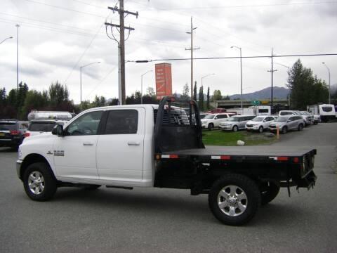 2015 RAM Ram Pickup 2500 for sale at NORTHWEST AUTO SALES LLC in Anchorage AK