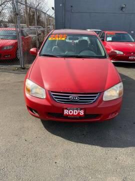 2008 Kia Spectra for sale at Rod's Automotive in Cincinnati OH