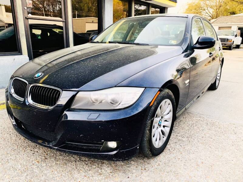 2009 BMW 3 Series for sale at Auto Space LLC in Norfolk VA
