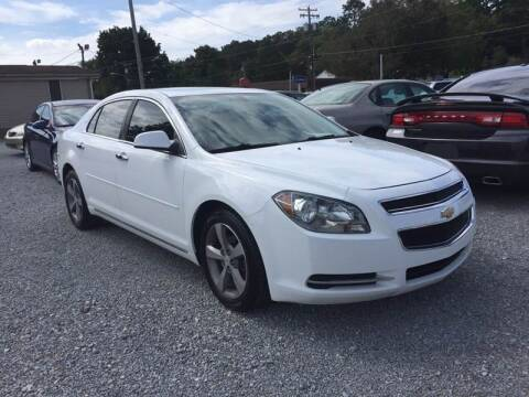 2012 Chevrolet Malibu for sale at Wholesale Auto Inc in Athens TN