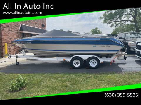 1988 Sea Ray TM 6 3500 Sorrento for sale at All In Auto Inc in Addison IL