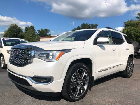 2017 GMC Acadia for sale at Upfront Automotive Group in Debary FL