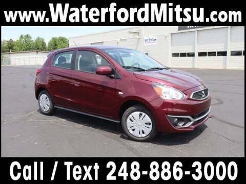 2020 Mitsubishi Mirage for sale at Lasco of Waterford in Waterford MI