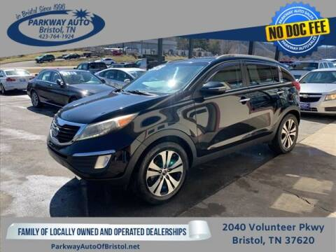 2011 Kia Sportage for sale at PARKWAY AUTO SALES OF BRISTOL in Bristol TN