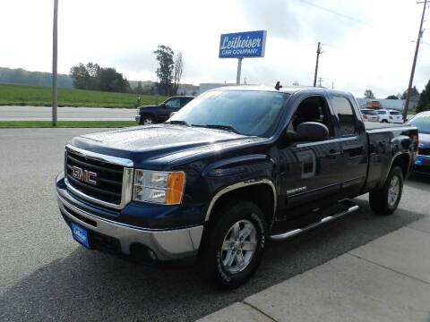 2011 GMC Sierra 1500 for sale at Leitheiser Car Company in West Bend WI