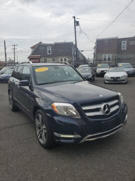 2013 Mercedes-Benz GLK for sale at Key and V Auto Sales in Philadelphia PA