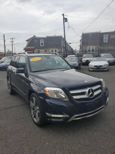 2013 Mercedes-Benz GLK for sale at Key & V Auto Sales in Philadelphia PA